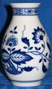 Hutschenreuther- Vase Groß Zwiebelmuster