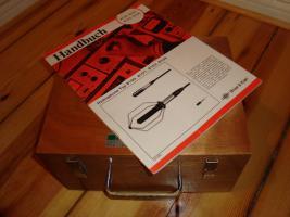 Foto 2 Hydrophone ''Brüel & Kjaer 8100'' - voll funktionsfähig