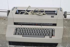 IBM Kugelkopf-schreibmaschine
