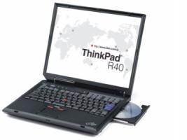 IBM R40 Intel Centrino 1300MHz
