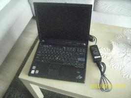 IBM T60 Lenovo mit Netzteil