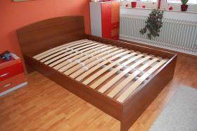 IKEA Bett Malm 140 x 200 mit Lattenrost Loneväg