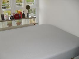 Foto 5 IKEA-(Hoch)-Bett (2,00 x 1,40 m) inkl. Sultan-Matratze+Lattenrost