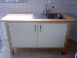 Foto 3 IKEA-K�chenm�bel V�RDE
