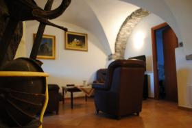Foto 3 IM129 San Bartolomeo al Mare 4-Zimmerwohnung mit Terrassengarten und tollem Panoramablick