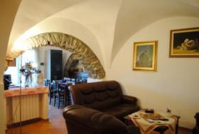 Foto 6 IM129 San Bartolomeo al Mare 4-Zimmerwohnung mit Terrassengarten und tollem Panoramablick