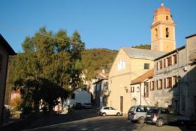 Foto 12 IM129 San Bartolomeo al Mare 4-Zimmerwohnung mit Terrassengarten und tollem Panoramablick
