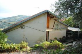Foto 2 IM131 Diano Marina Freihstehendes Haus mit Garten, Terrasse, Carport und tollem Meerblick