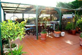 Foto 7 IM134 Imperia Porto Maurizio  Traumvilla mit Garten und Pool mit tollem Meerblick