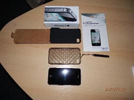 IPhone 4S 32 GB 1A Zustand Simlockfrei mit viel Zubehör