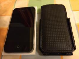 Foto 4 IPhone 4s 64 GB mit Tasche