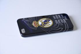 Foto 8 IPhone 5 Cover, Hülle, echt Leder, Bayern, Milan, Real Madrid, Chelsea