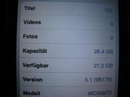 Foto 3 IPod Touch 3G 32 GB