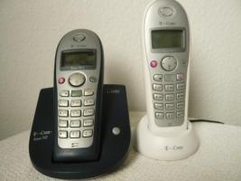 Foto 3 ISDN  T-Sinus Basis 722 mit T-Sinus Mobilteil 702 S