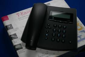 ISDN- Telefon Easy P520