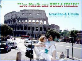 ITALIENISCHE LIVE MUSIK ITALIENISCHE MUSIKER