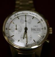 Foto 3 IWC Chrono in Gold