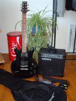 Ibanez E-Gitarren Einsteiger-Set