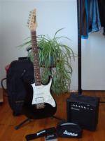 Ibanez E-Gitarren Einsteigerset