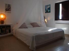 Foto 7 Ibiza Chalet in traumhafter Lage mit herrlichem Panoramablick auf  das Meer und die Küste