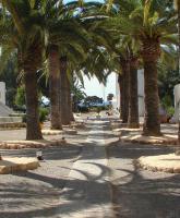 Ibiza: Sehr schönes Apartment in erster Linie am Meer, in der Region von Santa Eulalia (Distanz zur Innenstadt ca. 5 Minuten zu Fuß)
