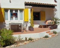 Foto 9 Ibiza: Sehr schönes Apartment in erster Linie am Meer, in der Region von Santa Eulalia (Distanz zur Innenstadt ca. 5 Minuten zu Fuß)