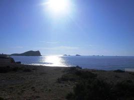 Foto 3 Ibiza Villa 1. Linie am Meer in Cala Conta, in  einzigartiger Lage! - Ref. Nr.239
