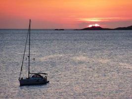 Foto 4 Ibiza Villa 1. Linie am Meer in Cala Conta, in  einzigartiger Lage! - Ref. Nr.239