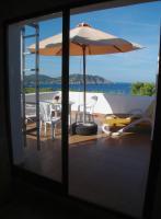 Foto 4 Ibiza Villa in der Region von San Carlos mit Panoramablick auf die Küste und das umliegende Land
