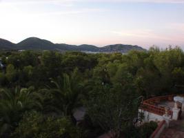 Foto 6 Ibiza Villa in der Region von San Carlos mit Panoramablick auf die Küste und das umliegende Land