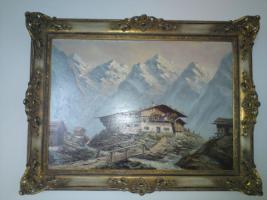 Foto 5 Ich habe einige alte Möbelstücke, Tepische Bilder und noch andere Sachen zu ferkaufen die sich in Frankfurt befinden.