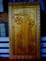 Foto 2 Ich möchte  ein  Holzbild  bitten