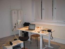 Ich untervermiete mein Atelier ab 1.1.2011 bis 30.6.2011