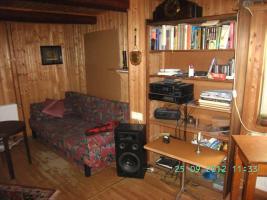 Foto 11 Idyllisches Gartenhaus Wochenendhaus Ferienhaus in Podewall