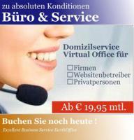 Ihr eigener Postservice Domizilservice CGNOffice