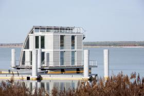 Ihre Seeimmobilie - das Modulhaus ar-che aqua