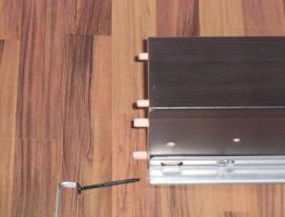 Foto 9 Ikea-Bett Malm,  (1,60 x 2,00)m, braun mit allem drum und dran