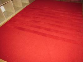 Ikea Hellum Teppich Rot 170*240cm
