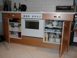 Foto 2 Ikea-Küche (incl. Spülmaschine, Elektro-Herd und Spüle)