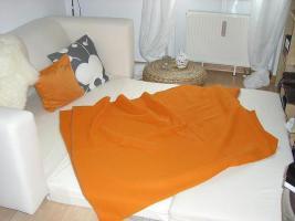 Ikea Schlafsofa Klamby, weiß
