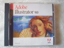 Illustrator 9.0 Vollversion für Mac.....