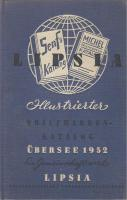 Illustrierter Briefmarkenkatalog 1952, Band II