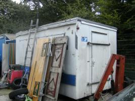 Imbiss Container Komplett sehr günstig