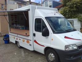 Imbiss- Fahrzeug, Imbissmobil, Imbissfahrzeug, Verkaufsmobil der Oberklasse von Firma Seico.