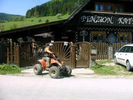 Immobilie in der Slowakei-Čičmany-Stra�ov Gebirge