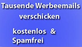 Immobilienmakler Werbeemails kostenlos & spamfrei versenden!