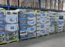 Import aus Deutschland - Elektronik B-Ware Retourware