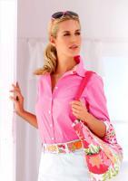 In Linea Firenze - Bluse pinkrosa Gr. 36 - OVP - NEU