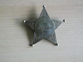 Indian Police Tahleouah -Polizeistern