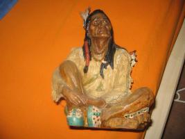 Foto 2 Indianer, Matapfahl